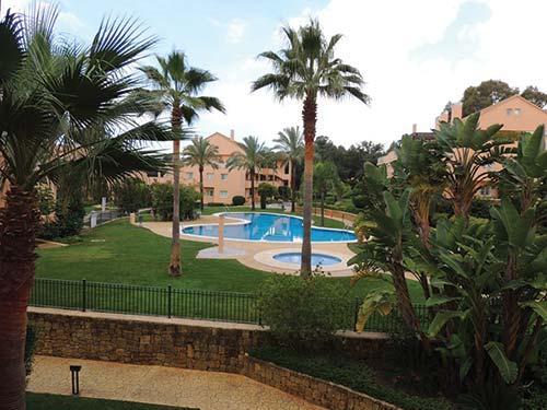 Shell vacation club resort directory jardines de santa for Los jardines de santa maria golf
