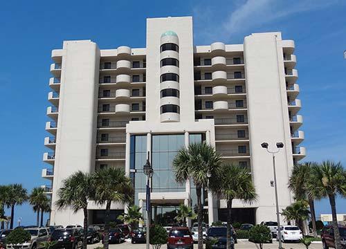 Tropical Shores Beach Resort Daytona Beach Fl