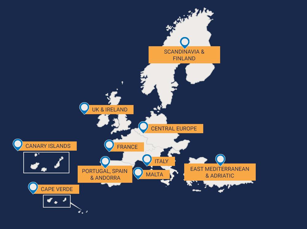 Shell Vacation Club Resort Directory Europe